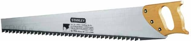 Stanley PIŁA DO BLOCzKÓW z BETONU KOMÓRKOWEGO 750mm 15-755