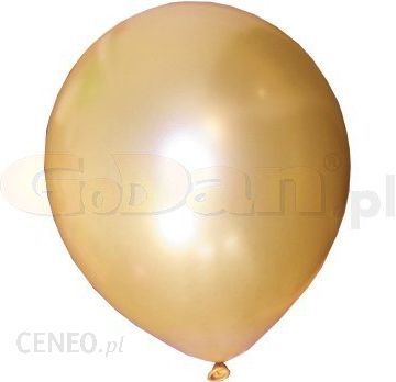 GoDan Balon gumowy złoty 12